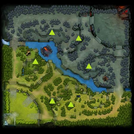 Campamentos Medianos