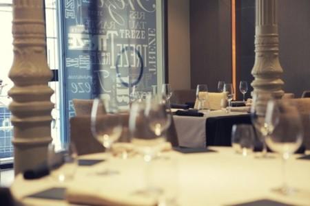 El restaurante TreZe en Madrid nos ayuda a descubrir los placeres gastronómicos del otoño