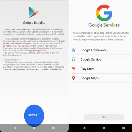 Googleserv