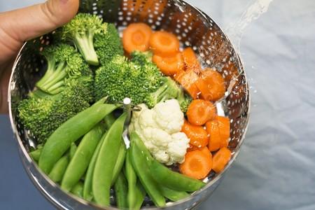 cenas con verduras cocidas