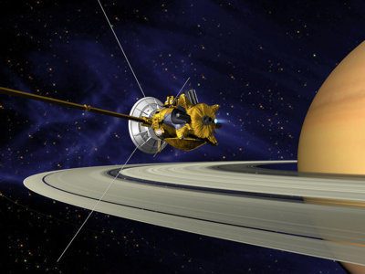 La NASA publica la imagen más espectacular de Titán nunca antes vista