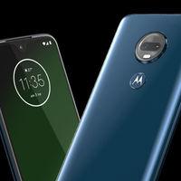 Moto G7 Plus: más potencia y mejores cámaras para el hermano mayor de la nueva familia Moto G