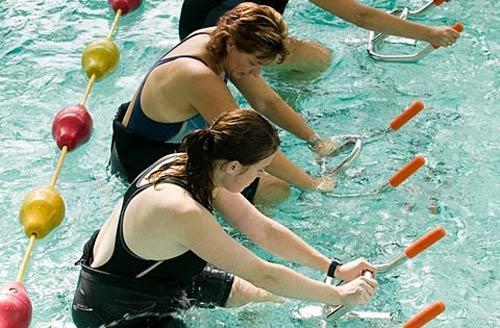 Aquaspinning, una vuelta de tuerca al spinning tradicional
