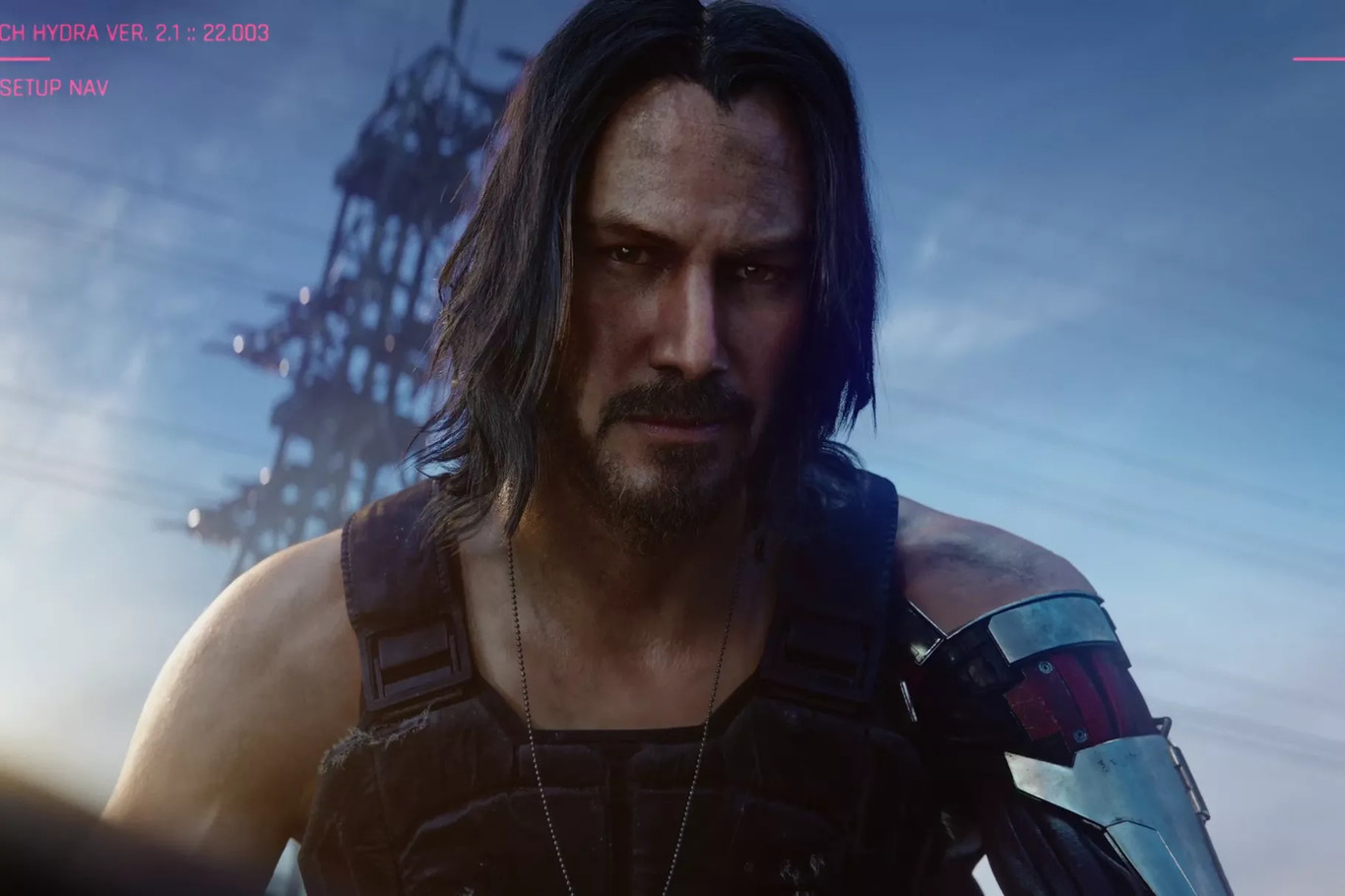 'Crónicas de Cyberpunk 2077': todo sobre Johnny Silverhand, el rockero de cromo con el rostro de Keanu Reeves