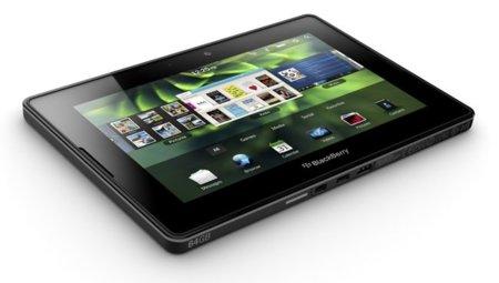 Blackberry Playbook 2.0 ya llegó