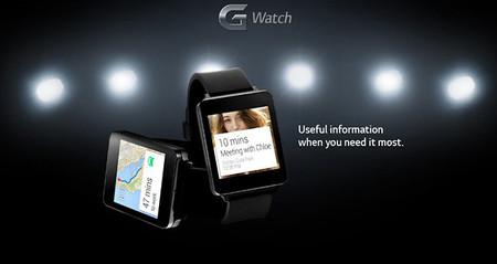 LG G Watch ya tiene fecha de salida y precio en Europa
