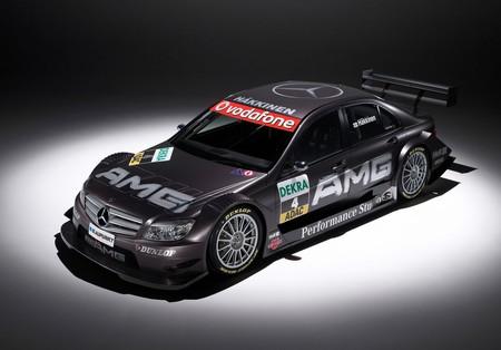 Mercedes Benz C Class Dtm Amg 2007 1600 01