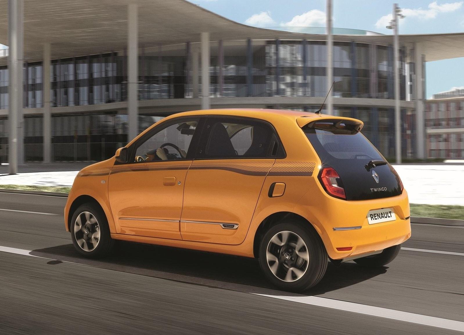 Foto de Renault Twingo 2020 (7/20)
