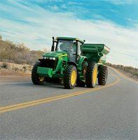Conducción eficiente con tractor