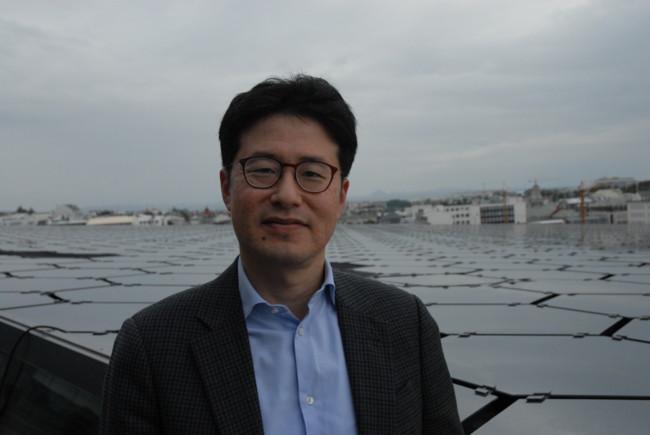 MR Lee LG Vicepresidente