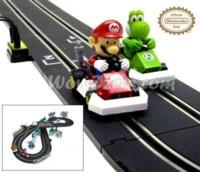 El Scalextric de Mario Kart