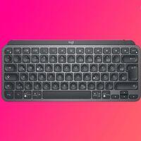 """Trabaja a oscuras con el nuevo teclado Bluetooth Logitech MX Keys Mini: iluminación """"inteligente"""" por 90,69 euros en PcComponentes"""