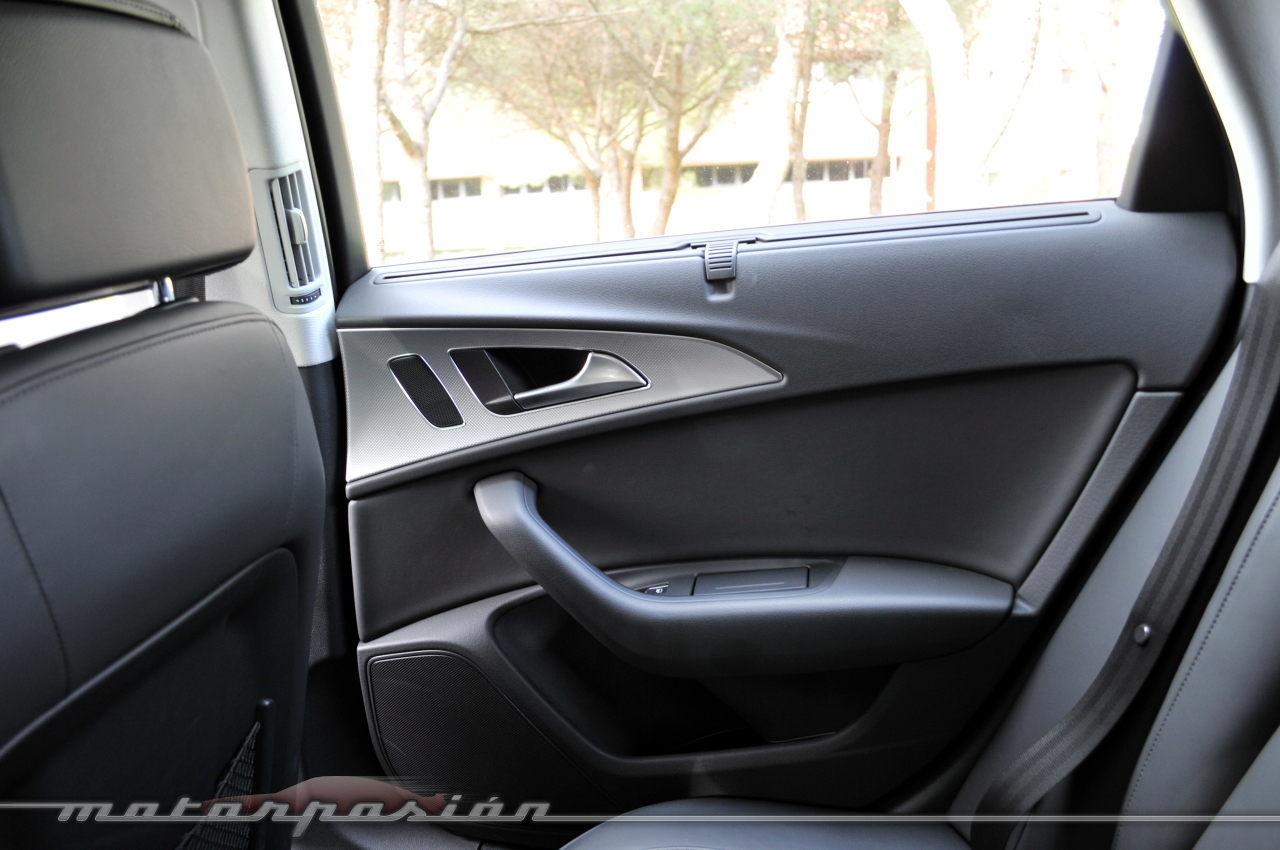 Foto de Audi A6 hybrid (prueba) (104/120)
