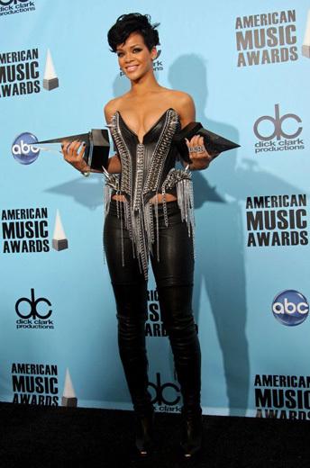 Rihanna Amas 2008