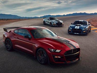 Confirmado, el Ford Mustang Shelby GT500 2020 no llegará al mercado europeo