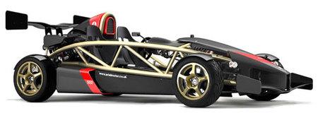 Más detalles del Ariel Atom 500 V8