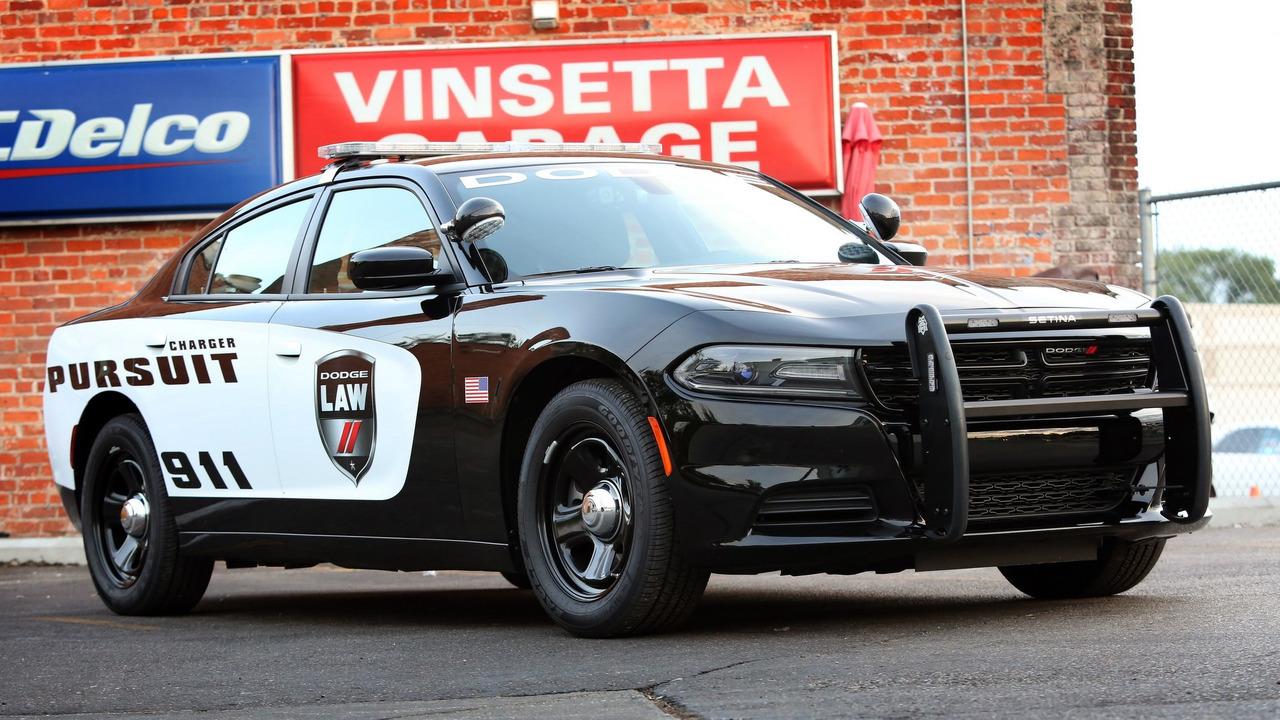 Foto de Dodge Charger Pursuit California HP (1/20)