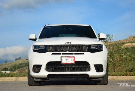 Jeep Grand Cherokee Trackhawk 3