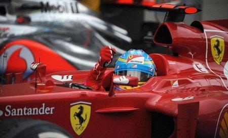 Fernando Alonso tampoco se hace ilusiones con las mejoras del Ferrari