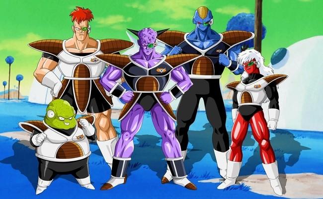 El Capitán Ginyu y Nappa son los nuevos personajes confirmados de Dragon Ball FighterZ