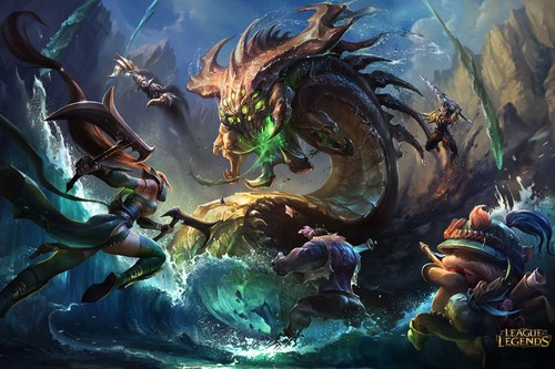 Riot toma medidas para acelerar las partidas. Mejorará el Nashor y el Dragón Anciano