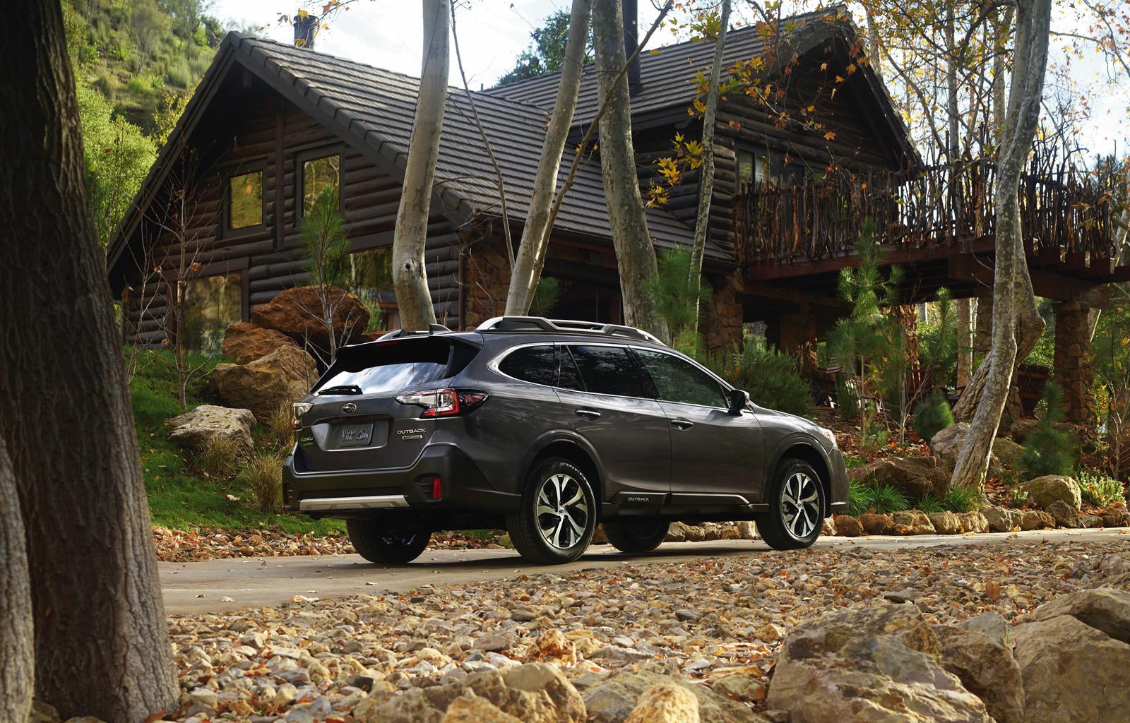 Foto de Subaru Outback 2019 (2/26)