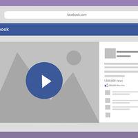 Facebook quiere acabar con los vídeos que violan derechos de autor, al estilo de YouTube