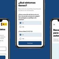 La app del Gobierno para autodiagnosticar el coronavirus empieza su expansión nacional: descárgala en iOS, Android o web