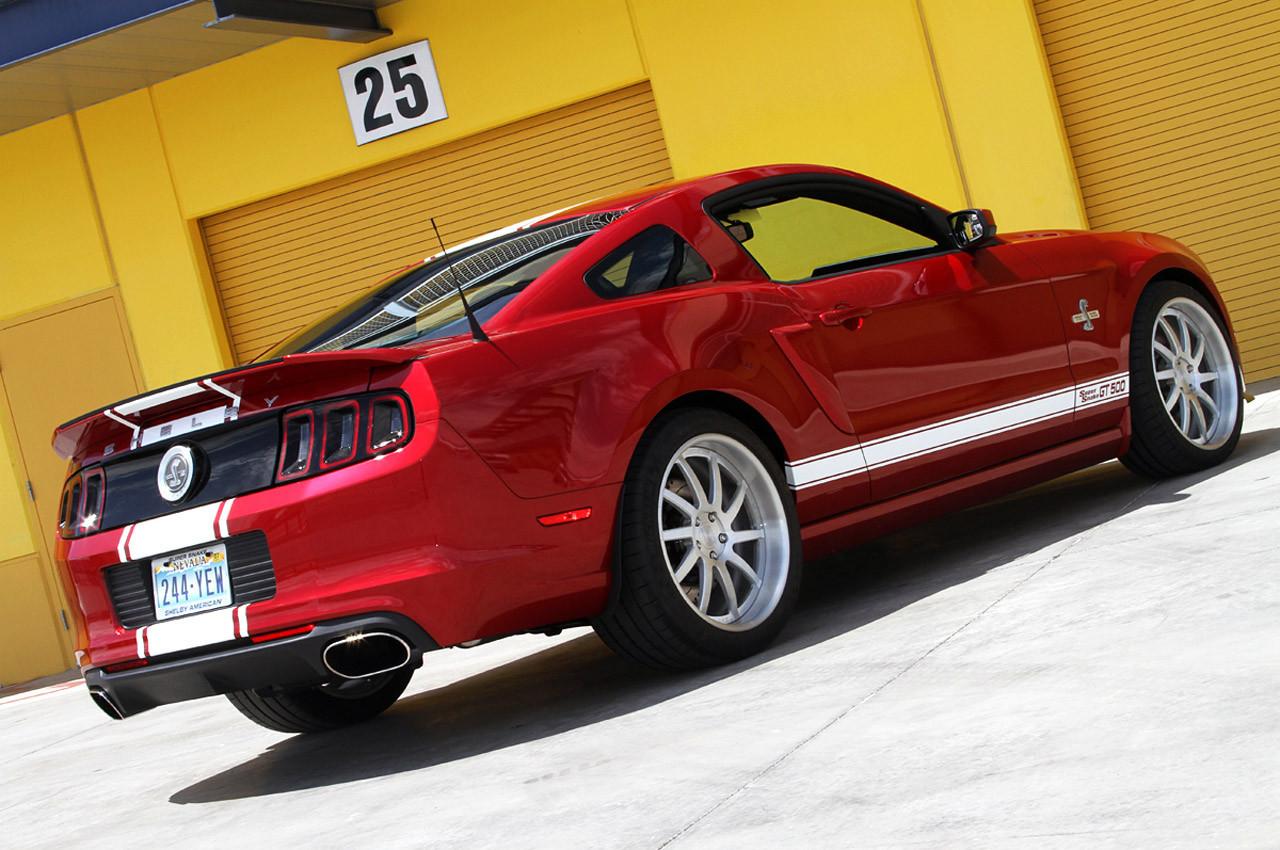 Foto de 2013 Shelby GT500 Super-Snake (6/9)