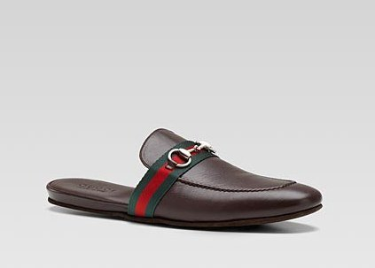 Zapatillas Gucci para hombre o cómo andar por casa con estilo 09c42a2ac57