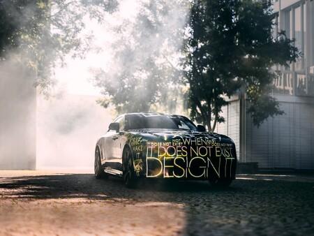 Rolls Royce Spectre, el primer eléctrico sale a la luz pero llegará al mercado en el 2023
