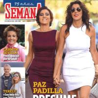 ¡La hija de Paz Padilla es clavada a Kristen Stewart!