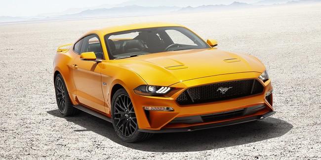 ¡Confirmado! El Ford Mustang híbrido (sí, híbrido) llegará en 2020