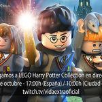 Jugamos en directo a LEGO Harry Potter Collection a las 17:00h (las 10:00h en Ciudad de México)