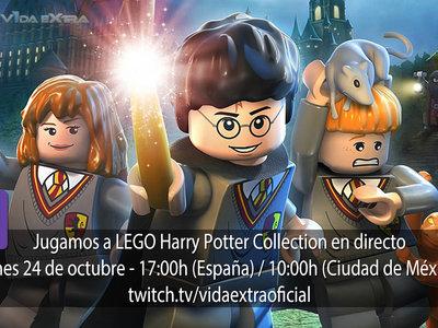 Jugamos en directo a LEGO Harry Potter Collection a las 17:00h (las 10:00h en Ciudad de México) [Finalizado]