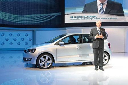Presentación de Volkswagen en el Salón de Ginebra
