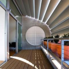 Foto 7 de 17 de la galería casas-poco-convencionales-adosados-futuristas-en-sydney en Decoesfera