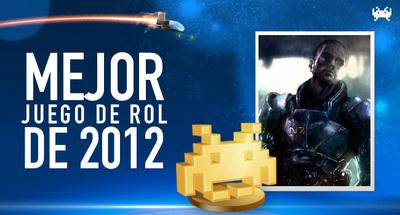 Mejor juego de Rol de 2012 según los lectores de VidaExtra: 'Mass Effect 3'
