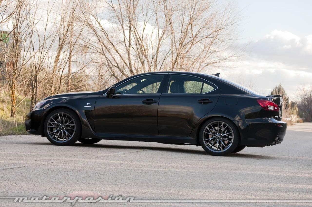 Foto de Lexus IS F (prueba) (7/46)