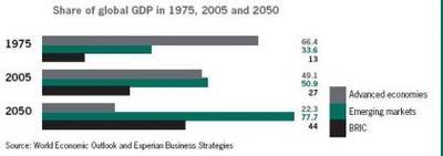 Los BRICs y su futuro analizados
