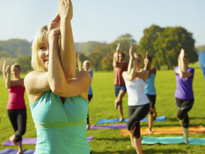 Yoga + Pilates, ¿pareja ganadora?