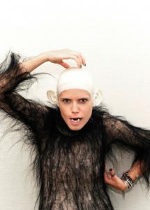 Heidi Klum, toda una inspiración para disfrazarnos en Halloween