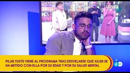 Miguel Frigenti Se Duerme En Directo