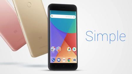 El Xiaomi Mi A1 con Android One