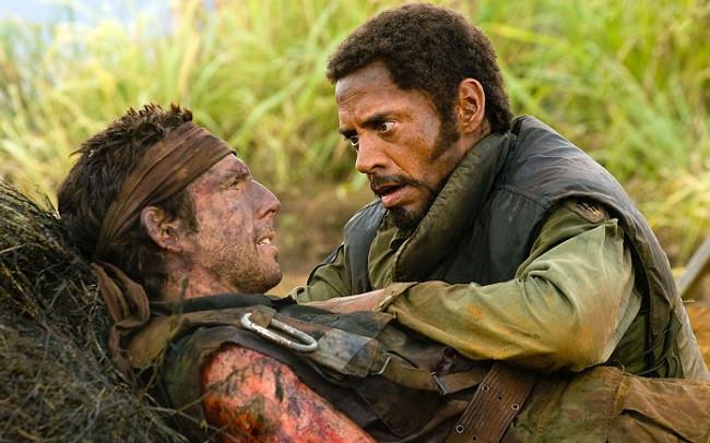 Imagen de la película 'Tropic Thunder'