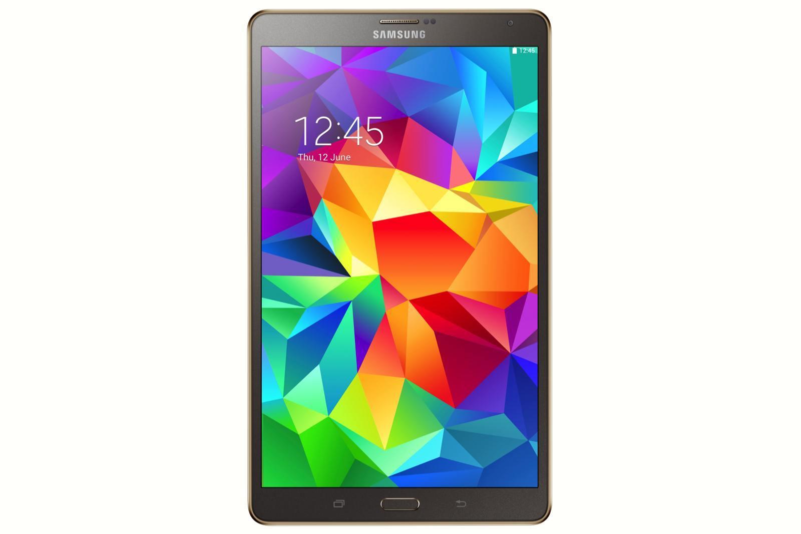 Foto de Samsung Galaxy Tab S (13/52)