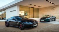 Aston Martin está trabajando en una nueva plataforma