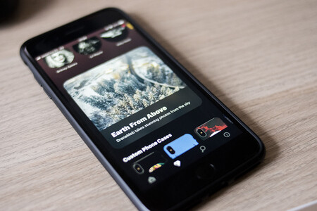 Siete apps para encontrar los mejores fondos de pantalla para tu móvil