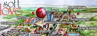 Brasil abrirá el año próximo un parque temático dedicado al sexo