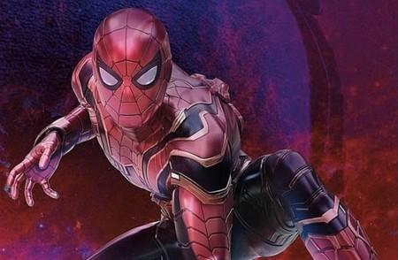 Spider-Man llevará el traje de Infinity War en PS4. Aquí tienes al Iron Spider en movimiento